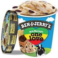 Ben & Jerry's One Love Banana Ice Cream 500m