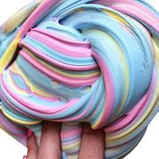 Multicoloured Scented Slime Stress Relief
