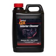 TRIPLE QX Upholstery & Interior Cleaner - 2.5ltr