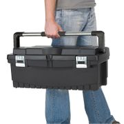 """Great Value Keter Pro 26 """" Tool Box Free C&c"""