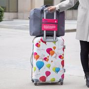 Conveniently Foldable Travel Bag