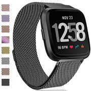 HUMENN for Fitbit Versa Strap Bands,
