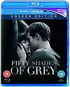 Fifty Shades of Grey: The Unseen Edition [Blu-Ray] [2015] Amazon Prime