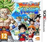 Dragon Ball: Fusions (Nintendo 3DS)