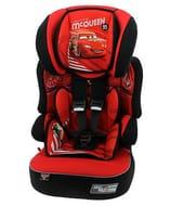 Disney Cars Beline Sp Lx Highback Booster Car Seat