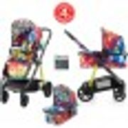 Cosatto Wow 3 in 1 Combi Pushchair - Spectroluxe