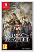 NEW! Octopath Traveler NINTENDO SWITCH - Release Date: Friday July 13th