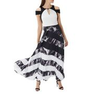Coast Pleated Maxi Dress
