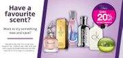 20% off Perfume & Aftershave This Weekend for Members at Superdrug