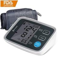 Blood Pressure Monitor, HYLOGY Digital Upper Arm Blood Pressure Monitor