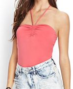 Self-Tie Halter Top