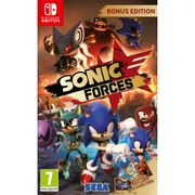 ONLY 2 LEFT! SONIC FORCES - BONUS EDITION (Nintendo Switch) £24.95