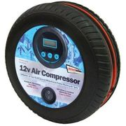 Streetwize Tyre Shape 250Psi Digital Air Compressor £14.92 with Code