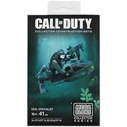Mega Bloks Call of Duty Seal Specialist