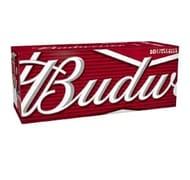 Budweiser Fridge Pack 10 X 330ml Cans £5 at B&M