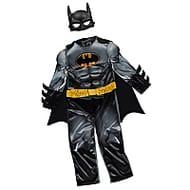 BARGAIN!!! Black Batman Costume