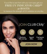Free UV Indicator Card Instore at Selected Boots Stores