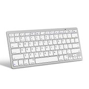 OMOTON Ultra-Slim Bluetooth Keyboard for Apple iPad Air, iPad Mini, iPad Pro