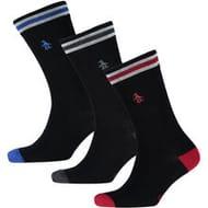 Two Pack Multicoloured Ankle Socks