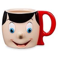 Pinocchio Figural Mug