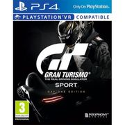 Gran Turismo Sport - Day One Edition (PS4/PSVR)