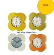 Win an Orla Kiehly Alarm Clock