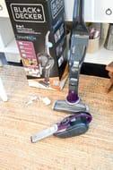 Black & Decker 2-in-1 Cordless Stick Vacuum Cleaner