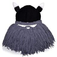 Knit Beanie Windproof Beard Ski Mask Hat FREE DELIVERY