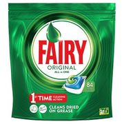 Fairy All in One Dishwasher Tablets