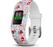 GARMIN Vivofit Jr 2 Kid's Activity Tracker Adjustable Band Various Colours