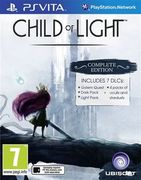 Child of Light - Complete Edition (PlayStation Vita)「Used」