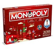 Winning Moves FIFA World Cup Russia 2018 Monopoly - Come on England!