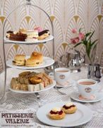 Afternoon Tea for 2 with Free Gateau Slices £21.95