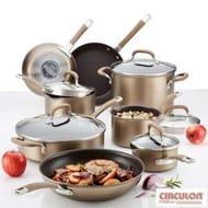 Circulon Premier 13-Piece Cookware Set (Induction Safe) Only £194.89