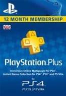 PlayStation plus - 15 Month Subscription (UK) PS Plus