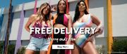 Free Delivery - LIMITED TIME ONLY