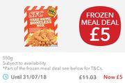 Co Op SFC Chicken Frozen Meal Deal £5 (£4.50 NUS)
