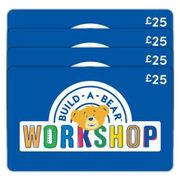 BUILD-a-BEAR Gift E-Card Multi Pack (4 X £25) for £79.99 Delivered at Costco