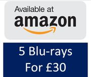 Amazon Blu Ray Promotion: ***5 for £30***