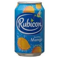 Rubicon Mango 4 Cans £1
