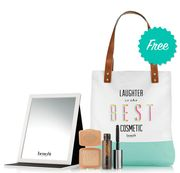 Choose Your Freebies with Required Spend at Benefit