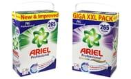 265 Washes Ariel Actilift Professional Washing Powder