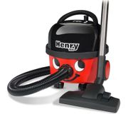 NUMATIC Henry Cylinder Vacuum Cleaner - Red