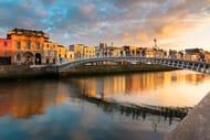 Cheap Return Flights to Dublin, Ireland (From Birmingham)