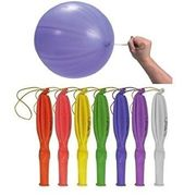 X15 Punch Balloons Assorted Colours