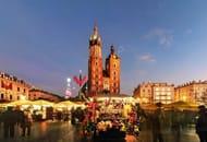 3N Flight + Hotel in Krakow for £165pp