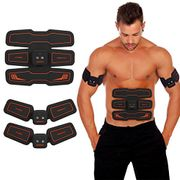 Abs Trainer & Abs Simulator/Stomach Toning Belt