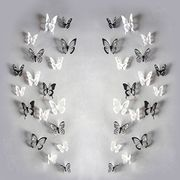 18pcs 3D Butterfly Wall Sticker Art Decal Home Decor FREE DELIVERY