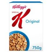 Offer - Kellogg's Special K Original 750g
