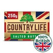 Offer - Country Life British Salted Butter 250g